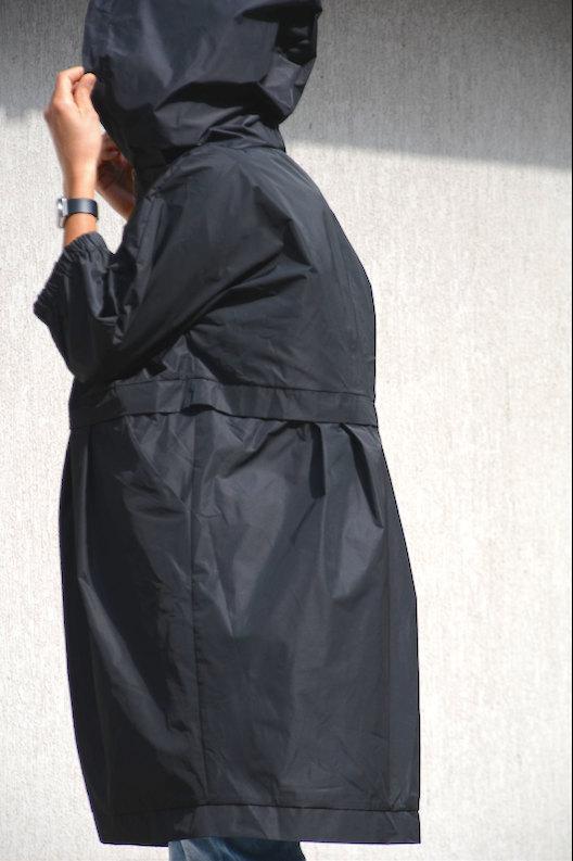 Черно яке с 3/4 ръкав Kotyto - макси