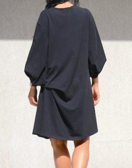 Макси рокля Kotyto със свободна кройка