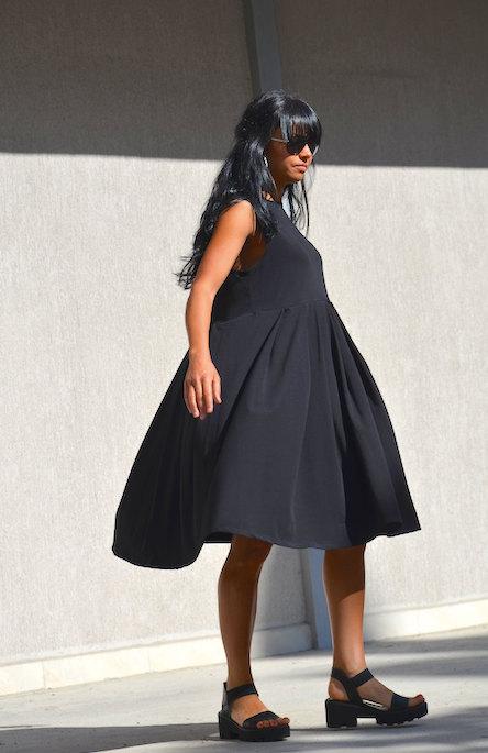 Макси рокля без ръкав Kotyto
