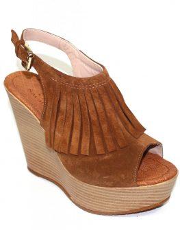 Дамски сандали на платформа Sara Pen2