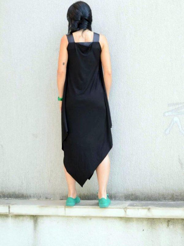 Макси рокля с асиметрия Kotyto