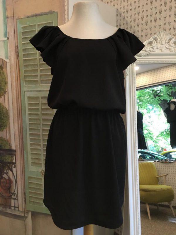 Бутикова рокля в макси размери Aggata