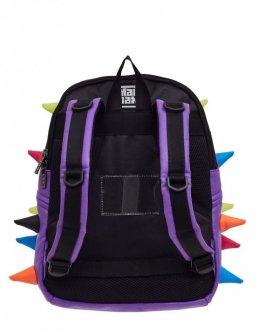 Раница Spike Half purple multi American Kids