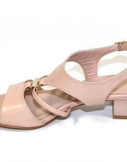 Дамски сандали Sara Pen в розово