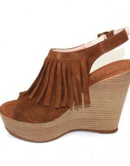 Дамски сандали на платформа Sara Pen