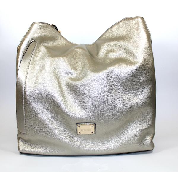 Дамска чанта в златисто Sara Pen