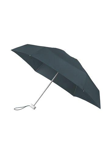 Петролено зелен сгъваем чадър Samsonite