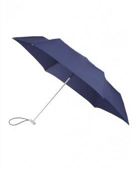 Петорно сгъваем чадър Samsonite в синьо