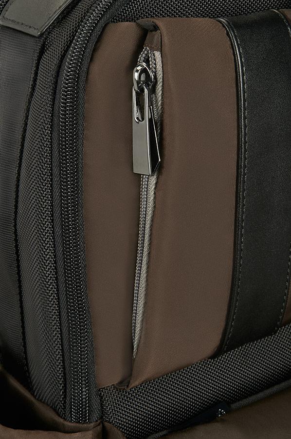 Кафява раница за 14.1 инча лаптоп Samsonite
