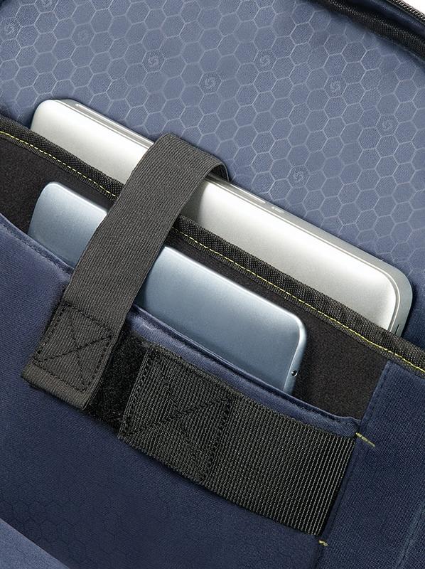 Раница за лаптоп в сиво Infinipak