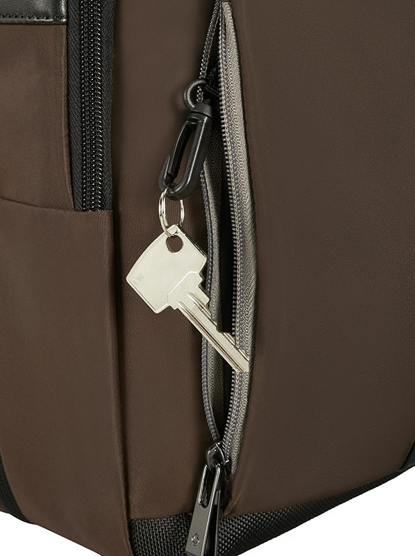 Кафява чанта за лаптоп Openroad