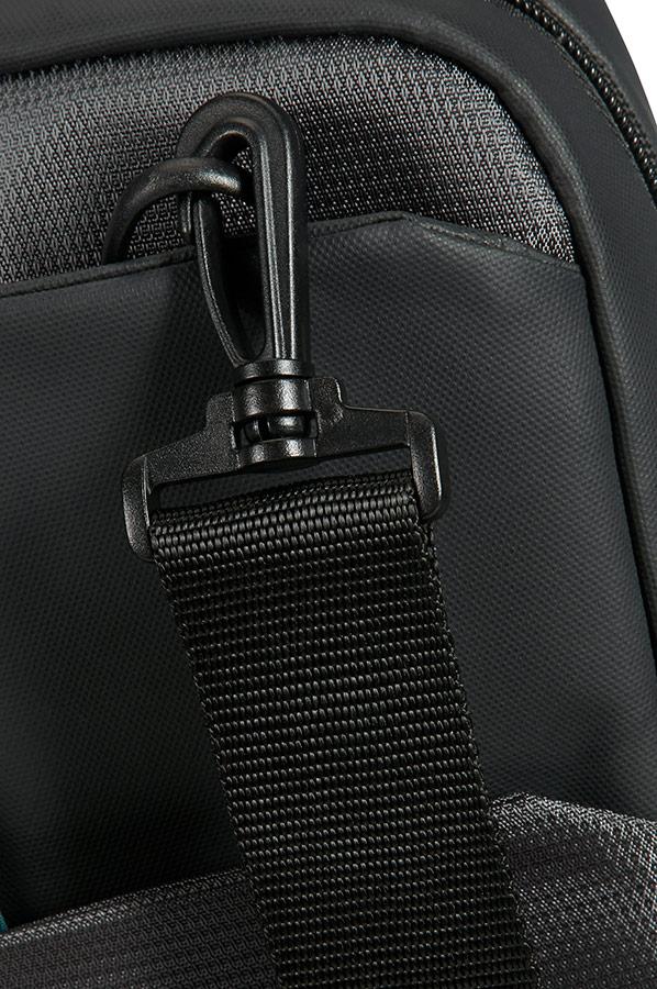 Чанта за лаптоп Qibyte в сиво