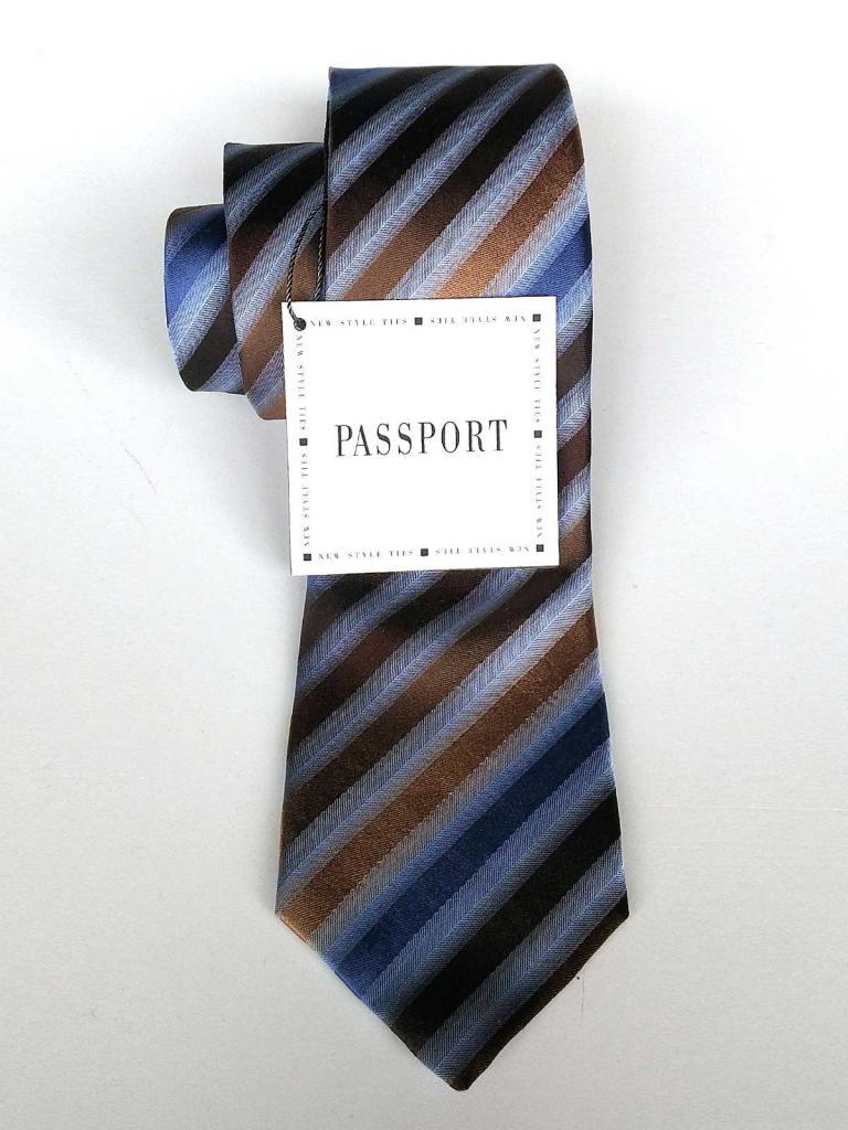 Копринена вратовръзка New Style