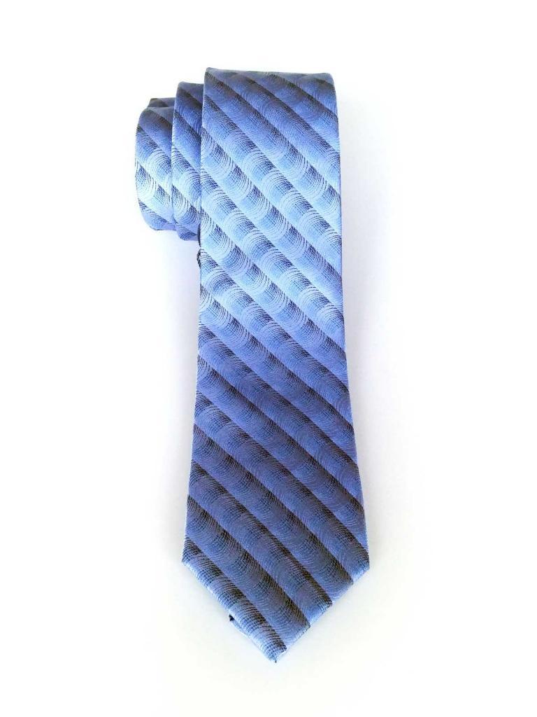 Светлосиня вратовръзка New Style