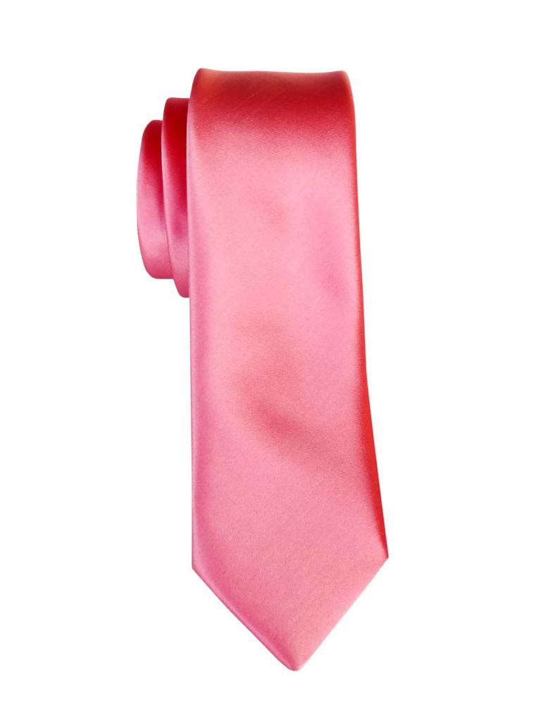Розова вратовръзка New Style