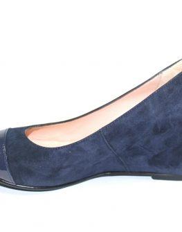Дамски обувки в синьо Sara Pen
