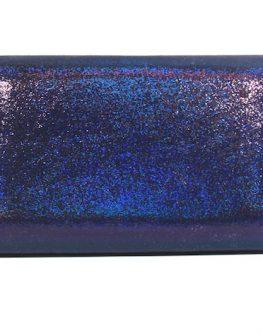 Ефектен клъч Sara Pen в синьо