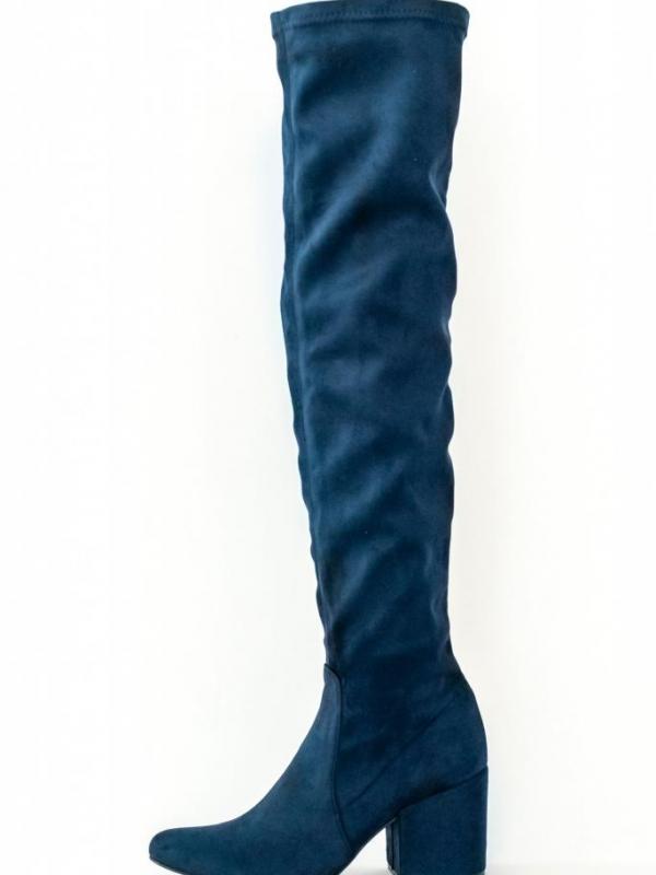 Сини чизми Sara Pen