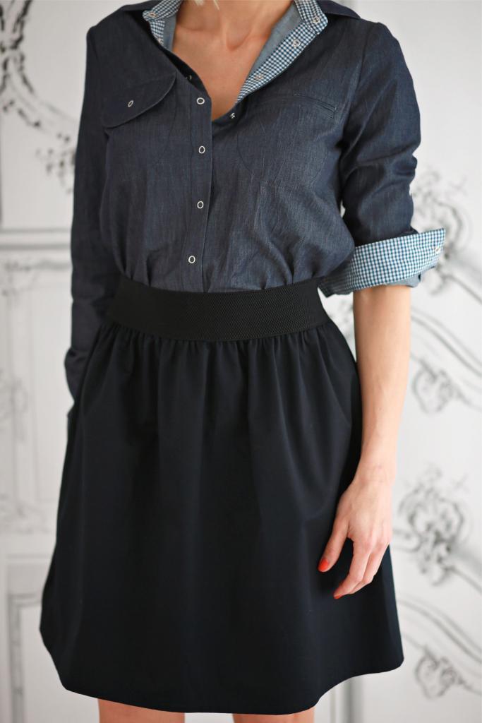 Дизайнерска риза Aggata