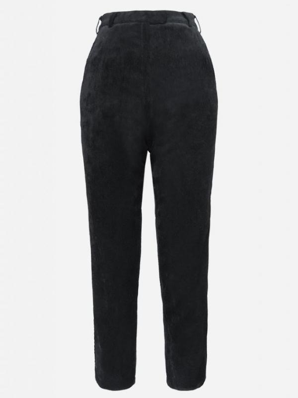 Черен дамски панталон PULSE