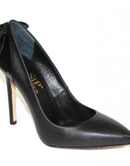 Елегантни дамски обувки Sara Pen с оригинален ток