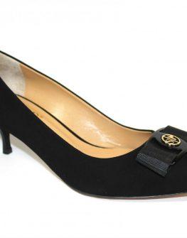 Дамски обувки от естествен велур - Sara Pen