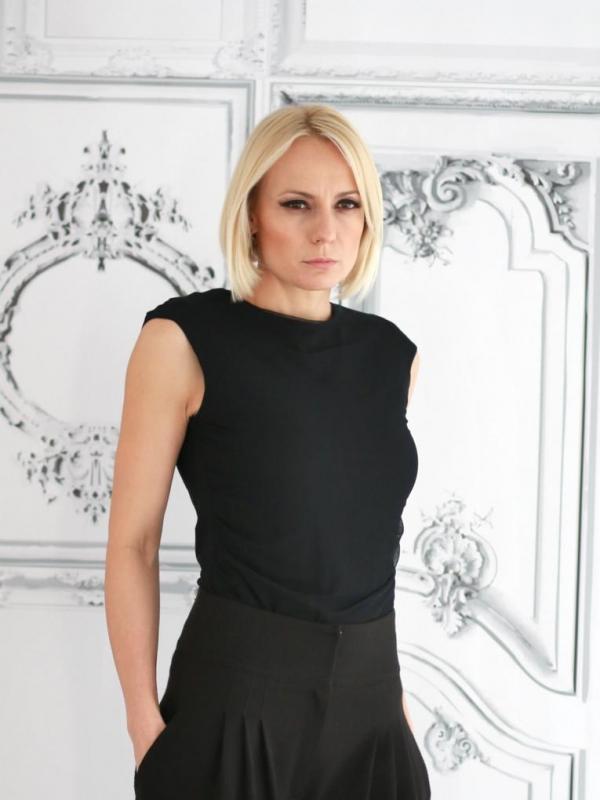 Дизайнерска блуза Aggata