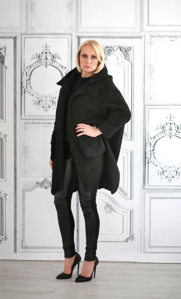 Дизайнерско палто Aggata