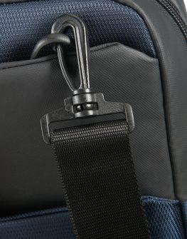 Компютърна чанта в син цвят Samsonite