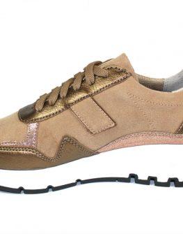 Бежови спортни обувки Sara Pen