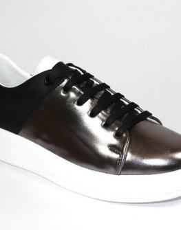 Спортни дамски обувки Sara Pen в черно2