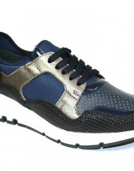 Тъмносини спортни обувки Sara Pen