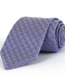 Лилава мъжка вратовръзка New Style