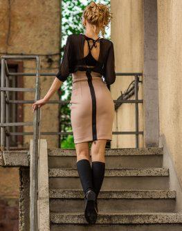 Екстравагантна бутикова рокля La Speciale