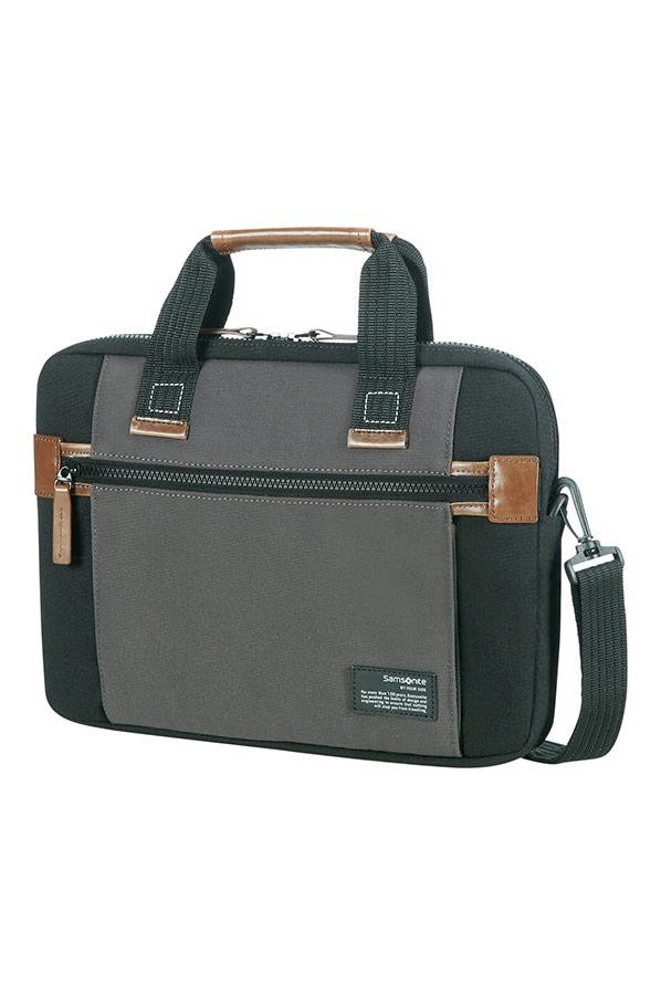 Калъф за 13,3 инча лаптоп Sideways черно/сив