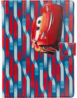 Tabzone Disney универсален калъф за таблет Disney Cars Racetrack