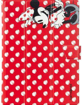 Tabzone Disney универсален калъф за таблет Disney Minnie Rocks The Dots