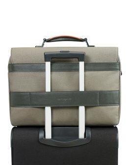 Бизнес чанта с две прегради за 15.6 инча лаптоп Zenith черен цвят