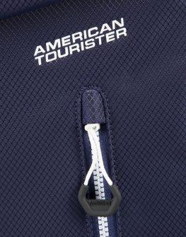 American Tourister Спинер на 4 колела Litewing 35 см широчина с разширение тъмно син цвят