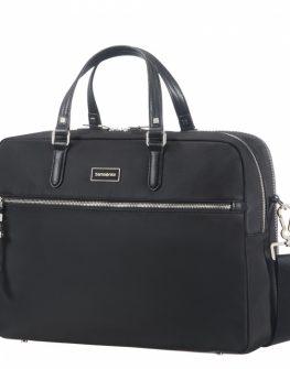 Бизнес чанта за 39,6cm/15.6″ Karissa Bizz черен цвят