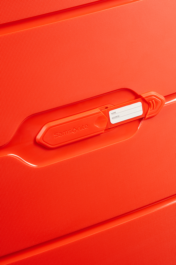 Спинер с разширение 55cm височина Flux червен цвят