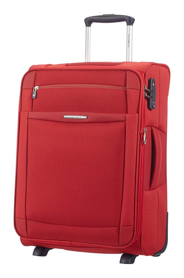 Куфар на 2 колела Dynamo 55 см. с разширение в червен цвят