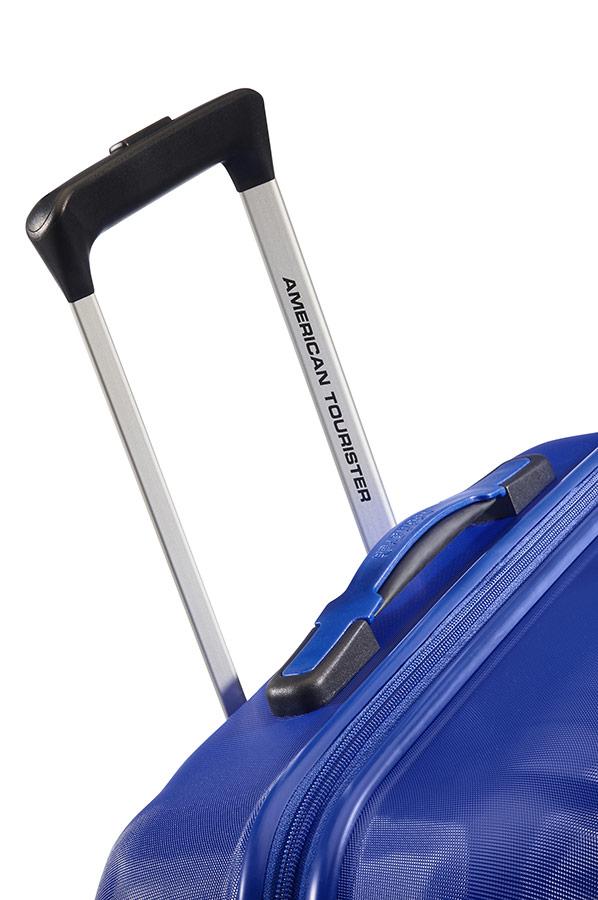 Спинер на 4 колела Ziggzagg 67 см тъмно син цвят