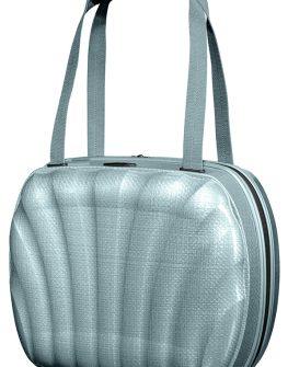 Козметична чанта Cosmolite ледено син цвят