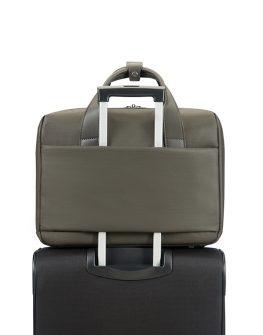 Бизнес чанта за 39,6cm/15.6″ Memphis цвят зелена маслина