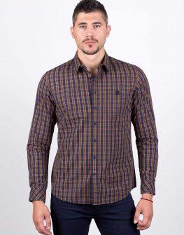 Риза  д.р. т.синя