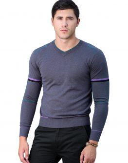 Пуловер с акценти от Styler