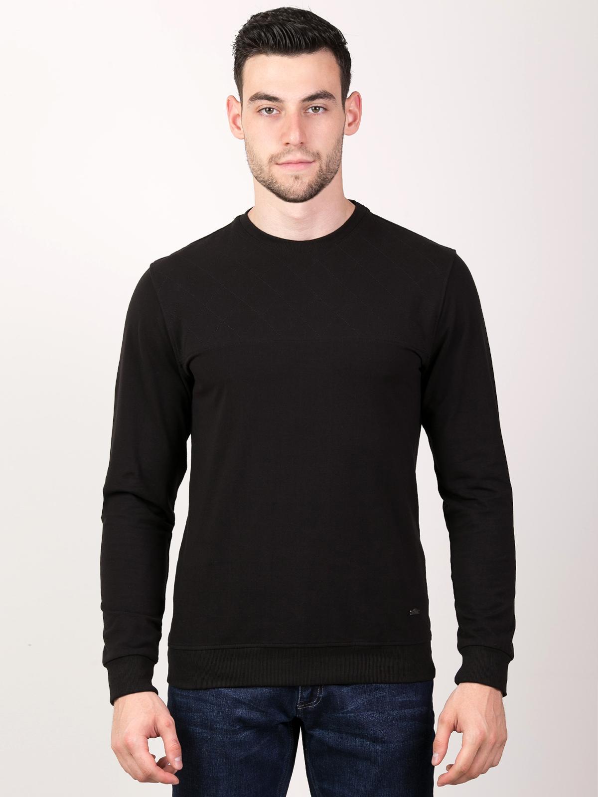 Спортна блуза с дълъг ръкав