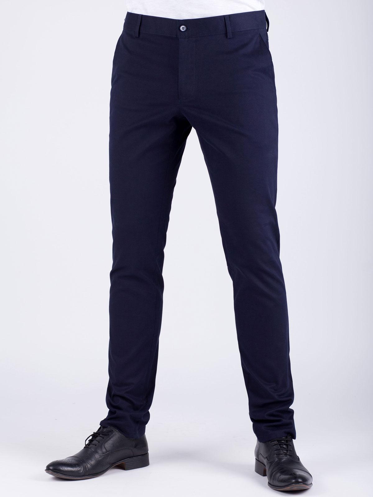 Панталон т.син