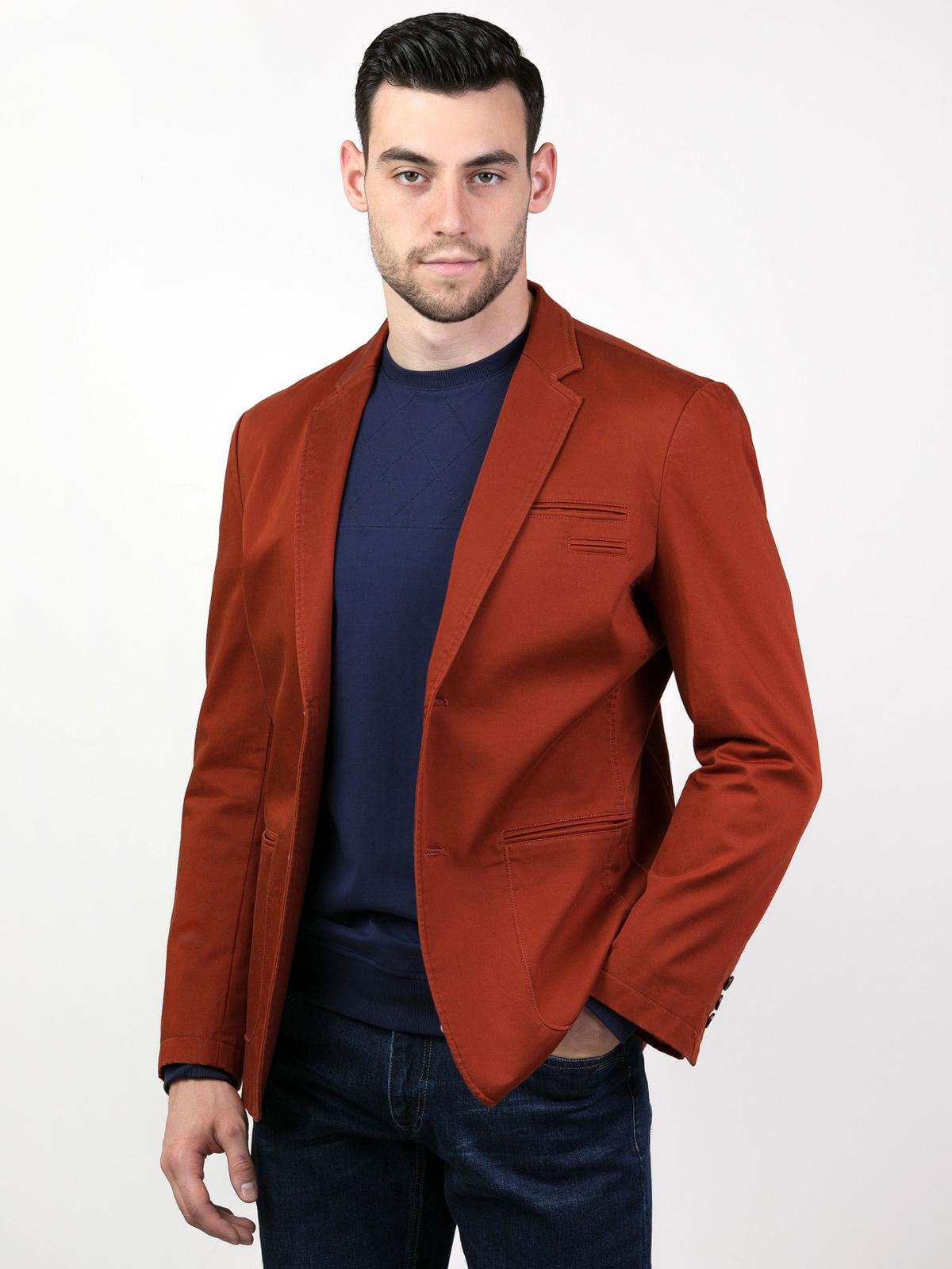 Цветно мъжко сако